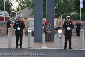 Bucks County Firefighter and EMS Memorial Honor Guard