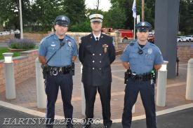 Warwick Township Police Officers.